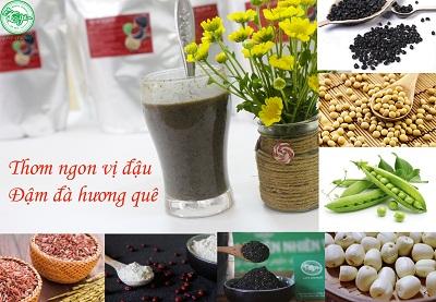 Ngũ cốc nguyên hạt giúp giảm cân, dáng xinh, da đẹp