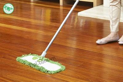Pha loãng tinh dầu để lau sàn giúp đuổi muỗi hiệu quả