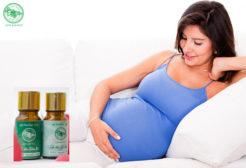 Tinh dầu cho mẹ bầu an toàn